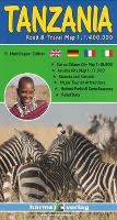 Cover-Bild zu Tanzania 1:1.400.000. 1:1'400'000