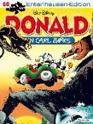 Cover-Bild zu Barks, Carl: Disney: Entenhausen-Edition-Donald Bd. 68