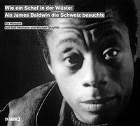 Cover-Bild zu Wie ein Schaf in der Wüste: Als James Baldwin die Schweiz besuchte von Hermann, Rolf