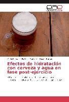 Cover-Bild zu Efectos de hidratación con cerveza y agua en fase post-ejercicio von Pacheco Mendoza, María Fernanda