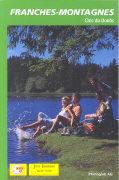 Cover-Bild zu Guide pédestre Franches-Montagnes