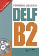 Cover-Bild zu DELF B2. Livre + CD audio von Jamet, Marie-Christine