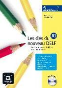 Cover-Bild zu Les clés du nouveau DELF A1 . Livre de l'élève von Liria, Philippe