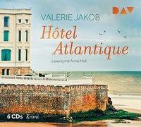 Cover-Bild zu Jakob, Valerie: Hôtel Atlantique
