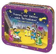 Cover-Bild zu Komm, wir ziehen nach Bethlehem von Peise, Udo