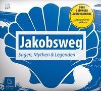 Cover-Bild zu Jakobsweg: Sagen, Mythen und Legenden von Giersberg, Christine