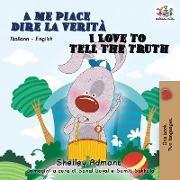 Cover-Bild zu A me piace dire la verità I Love to Tell the Truth von Admont, Shelley
