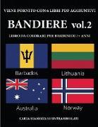 Cover-Bild zu Libro da colorare per bambini di 7+ anni (Bandiere vol. 2) von Bianchi, Gino