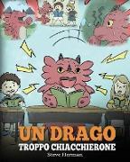 Cover-Bild zu Un drago troppo chiacchierone von Herman, Steve