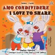Cover-Bild zu Amo condividere I Love to Share von Admont, Shelley