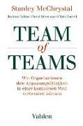 Cover-Bild zu Team of Teams