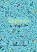 Cover-Bild zu Tagebuch - für Alltagshelden von Ottermann, Doro