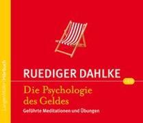 Cover-Bild zu Psychologie des Geldes (CD) von Dahlke, Rüdiger