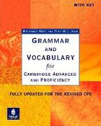 Cover-Bild zu Grammar and Vocabulary for Cambridge Advanced and Proficiency Grammar & Vocabulary for CAE & CPE With Key von Side, Richard