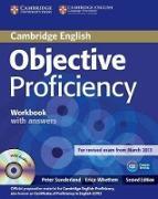 Cover-Bild zu Cambridge Englisch. Objective Proficiency Workbook with Answers von Sunderland, Peter
