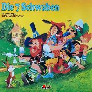 Cover-Bild zu Gebrüder Grimm, Die 7 Schwaben (Audio Download) von Grimm, Gebrüder
