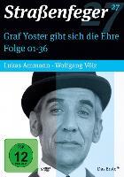 Cover-Bild zu Straßenfeger 27 - Graf Yoster gibt sich die Ehre I von Schröder, Wilfried