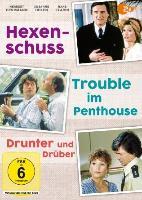 Cover-Bild zu Hexenschuss & Trouble im Penthouse & Drunter und Drüber von Graham, John
