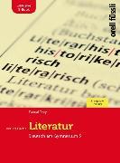 Cover-Bild zu Literatur - inkl. E-Book von Frey, Pascal