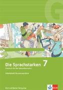 Cover-Bild zu Die Sprachstarken 7. Schuljahr. Arbeitsheft Grundansprüche von Lindauer, Thomas (Hrsg.)