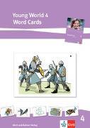 Cover-Bild zu Young World 4. English Class 6. Word Cards