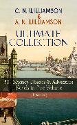 Cover-Bild zu C. N. WILLIAMSON & A. N. WILLIAMSON Ultimate Collection: 30+ Mystery Classics & Adventure Novels in One Volume (Illustrated) (eBook) von Williamson, Alice Muriel
