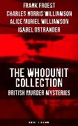 Cover-Bild zu THE WHODUNIT COLLECTION: British Murder Mysteries (15 Novels in One Volume) (eBook) von Ostrander, Isabel