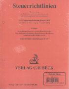 Cover-Bild zu Fortsetzungswerk - Steuerrichtlinien