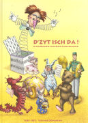 Cover-Bild zu Liederbuch - D'Zyt isch da!
