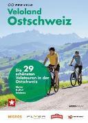 Cover-Bild zu Veloland Ostschweiz von Pro Velo (Hrsg.)