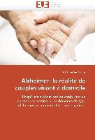 Cover-Bild zu Alzheimer: la réalité de couples vivant à domicile von Senneville, Johanne