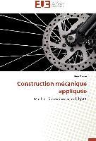 Cover-Bild zu Construction mécanique appliquée von Pouye, Bara