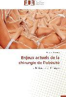 Cover-Bild zu Enjeux actuels de la chirurgie de l'obésité von Boisseau, Nicolas