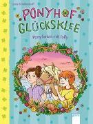 Cover-Bild zu Ponyhof Glücksklee (4). Ponyferien mit Jolly von Schellendorff, Linda