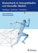Cover-Bild zu Biomechanik in Osteopathischer und Manueller Medizin von Hinkelthein, Edgar
