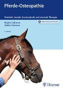 Cover-Bild zu Pferde-Osteopathie von Salomon, Brigitte