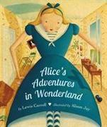 Cover-Bild zu Alice's Adventures in Wonderland Board Book von Carroll, Lewis