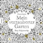 Cover-Bild zu Mein verzauberter Garten von Basford, Johanna