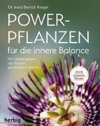 Cover-Bild zu Powerpflanzen für die innere Balance von Rieger, Berndt