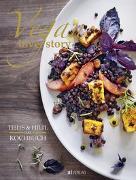 Cover-Bild zu Vegan Love Story von Hiltl, Rolf