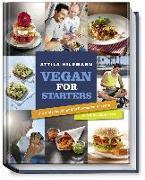 Cover-Bild zu Vegan for starters von Hildmann, Attila