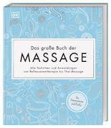 Cover-Bild zu Das große Buch der Massage von Brams, Regine (Übers.)