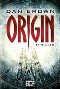 Cover-Bild zu Origin von Brown, Dan