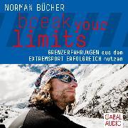 Cover-Bild zu break your limits (Audio Download) von Bücher, Norman