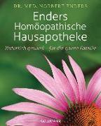 Cover-Bild zu Enders Homöopathische Hausapotheke von Enders, Norbert