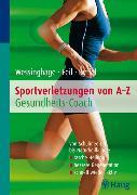 Cover-Bild zu Sportverletzungen von A - Z: Gesundheitscoach (eBook) von Feil, Wolfgang
