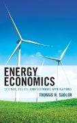 Cover-Bild zu Energy Economics von Sadler, Thomas R.