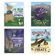 Cover-Bild zu Dinosaur Daydreams von Katzenberger, Lisa
