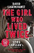 Cover-Bild zu The Girl Who Lived Twice