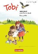 Cover-Bild zu Tobi 1. Schuljahr. Neubearbeitung 2019. Arbeitsheft BS. CH